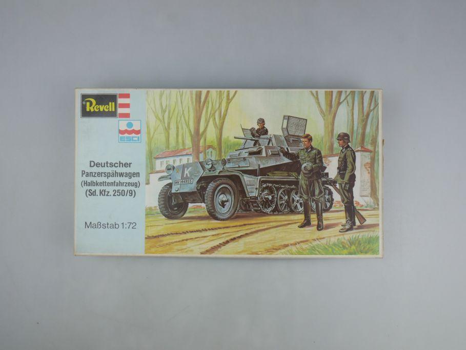 Esci Revell 1/72 Dt.Halbkette Panzerspähwagen Sd.KFZ. 250/9 w/ Box kit 111599