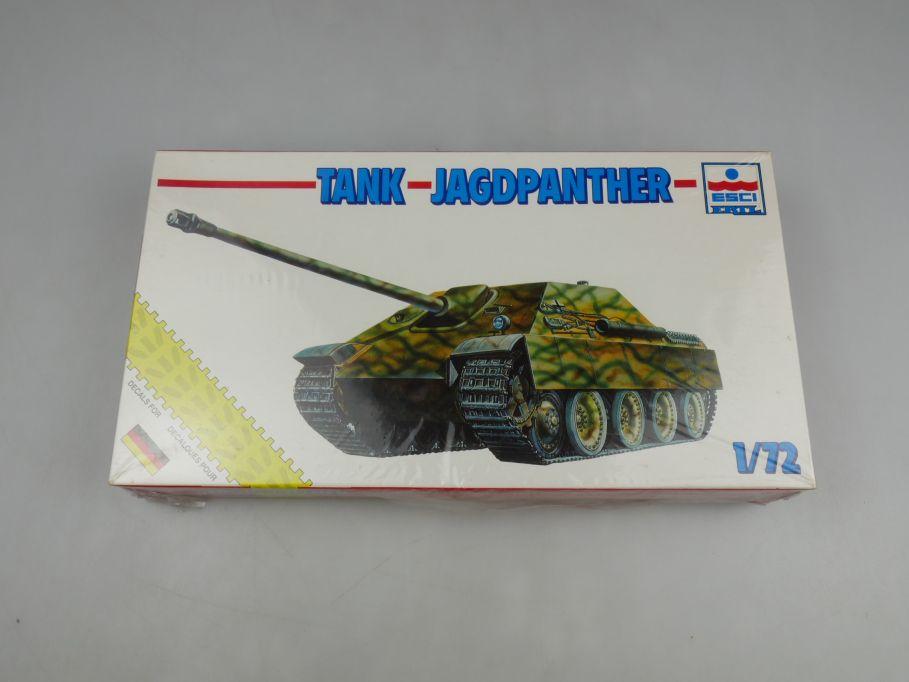 Esci 1/72 Tank Jagdpanzer 8312 Sammler vintage w/ Box kit 111636
