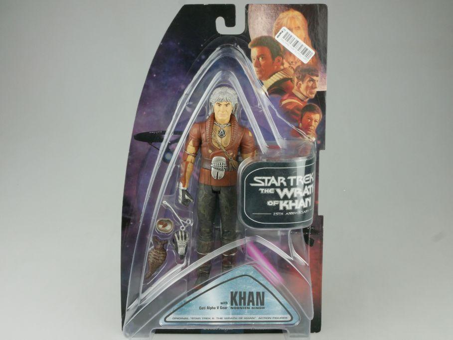 STAR TREK II KHAN  Actionfigur 25th Wrath of Khan Diamond Select 111555