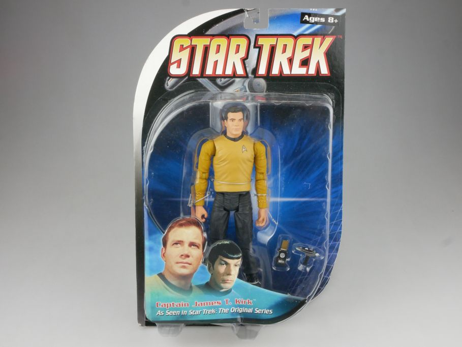 Diamond Select STAR TREK the orig Series Captain James T Kirk Actionfigur 111559
