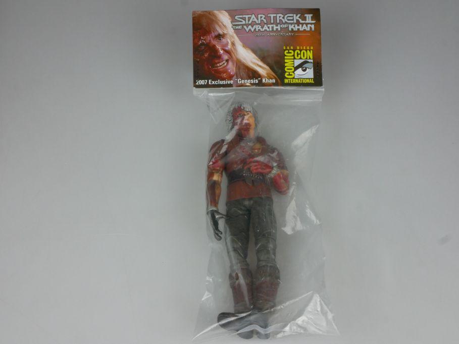 Diamond Select STAR TREK 2007 exclusive Genesis Khan Action Figur in bag 111564