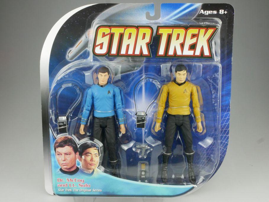 Diamond Select STAR TREK orig. Series Dr. McCoy & Lt. Sulu Actionfigur 111575