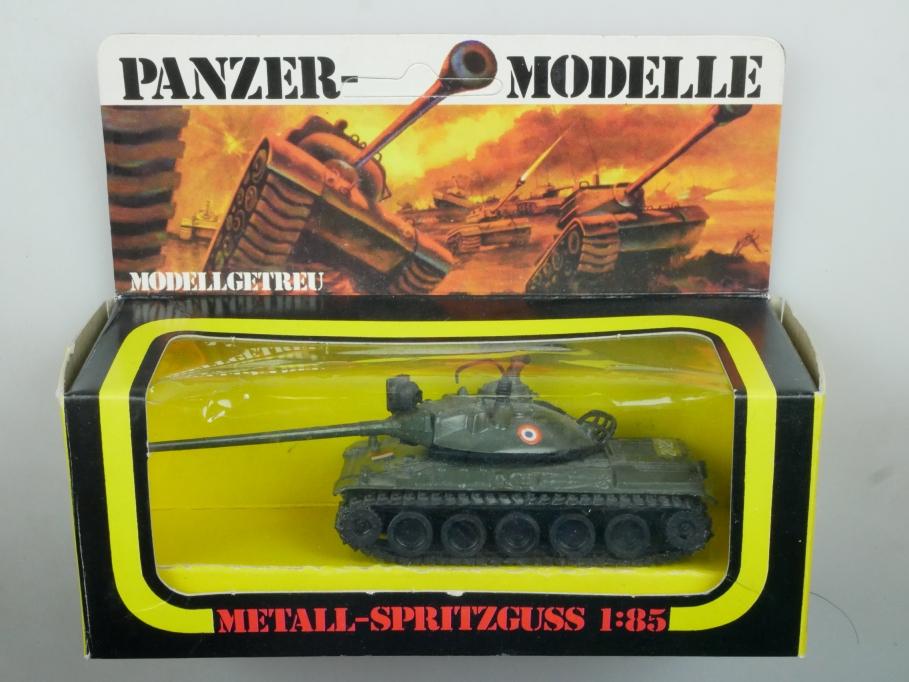 Plasty 1/85 Metall Panzer AMX 30 Napoleon 8355 selten vintage Blister 111664