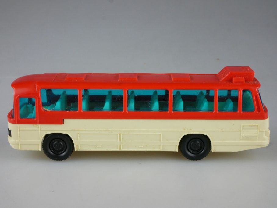 1/87 H0 Joy-Toy No. 51 Made in Greece Mercedes Benz 0302 Bus Reisebus 111615