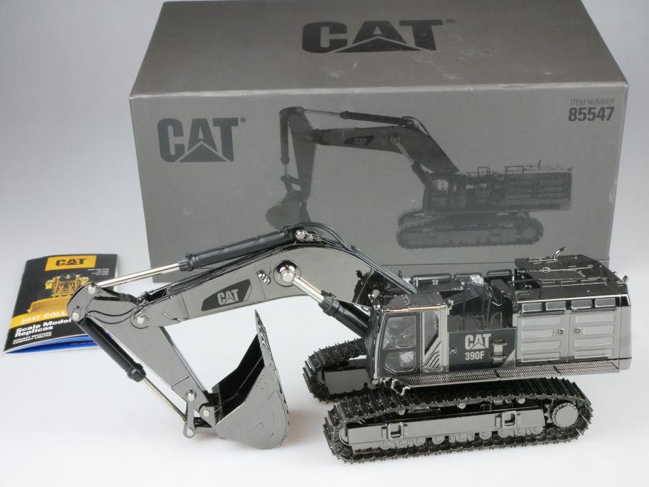 DM 1/50 Diecast Masters Cat 390F Hydraulic Excavator Commemorative 85547 111624