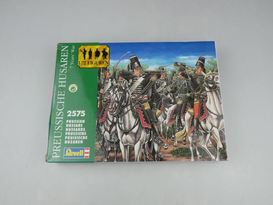 Revell 1/72 Preussische Husaren 7 years war No 2575 figure kit w/ Box 111704