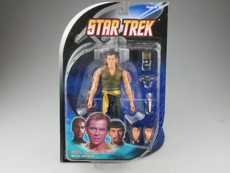 Diamond Select STAR TREK Captain James T Kirk Mirror Universe Actionfigur 111712
