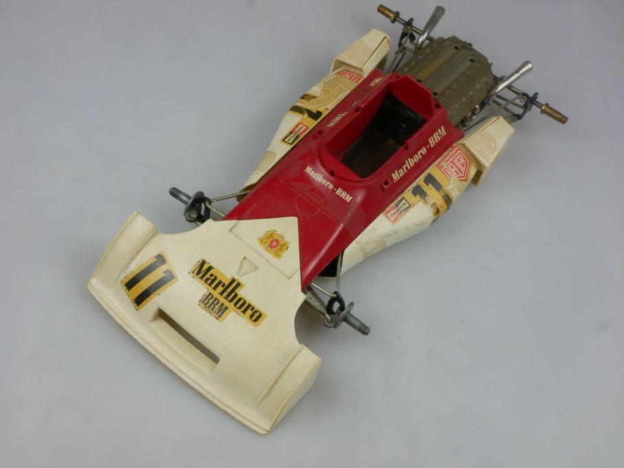 Schuco Servo 1/16 Blech Marlboro BRM P-160 F1 11 Formel 1 356222 Bastler 111925