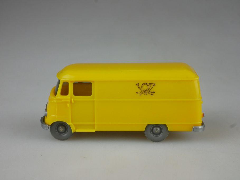 Wiking H0 Postwagen MB L 319 großes Posthorn Saure 1004/1 A 111968