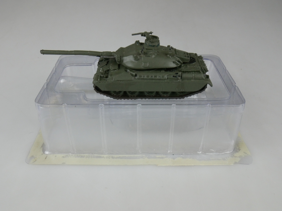 Andrea Miniatures 1/87 AMX 30 Frankreich Oliv Metall Tank Panzer w/ Box 111956