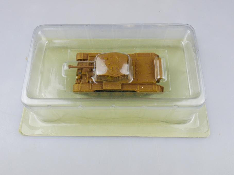 Andrea Miniatures 1/87 Cromwell British Sand Metall Tank w/ Box 111981