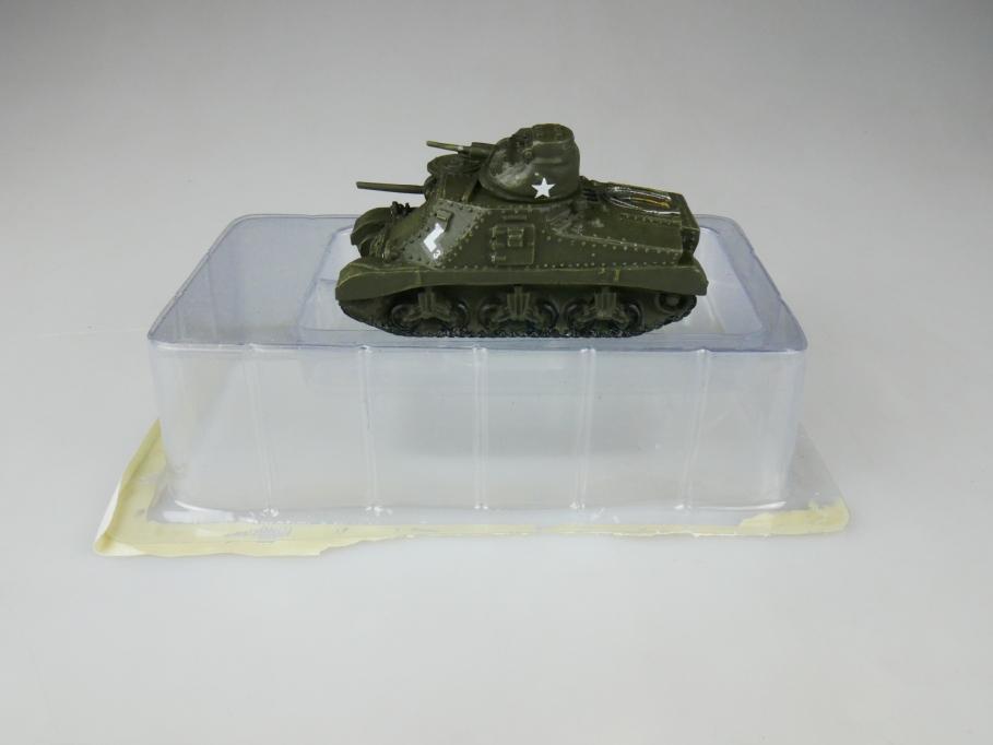 Andrea Miniatures 1/87 M-3 Lee USA Grün Metall Tank Panzer w/ Box 111986
