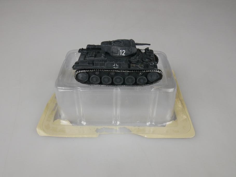 Andrea Miniatures 1/87 Panzer II Wehrmacht Grau Metall Tank Panzer w/ Box 111992