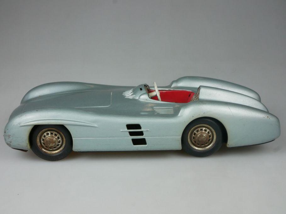 JNF Blech Silberpfeil Mercedes Benz W-Germany Tin Toy  112027