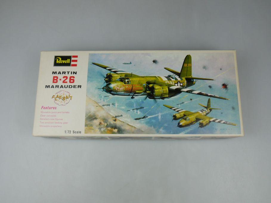 Revell 1/72 Martin B-26 Marauder Flugzeug plane model kit w/ Box 111878