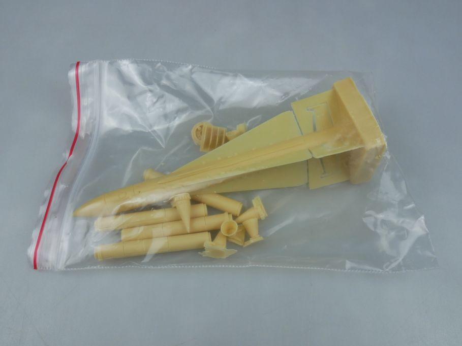 Wega 1/87 H0 Rakete 5W28/S-200 Arsenal-M Resin kit 112242