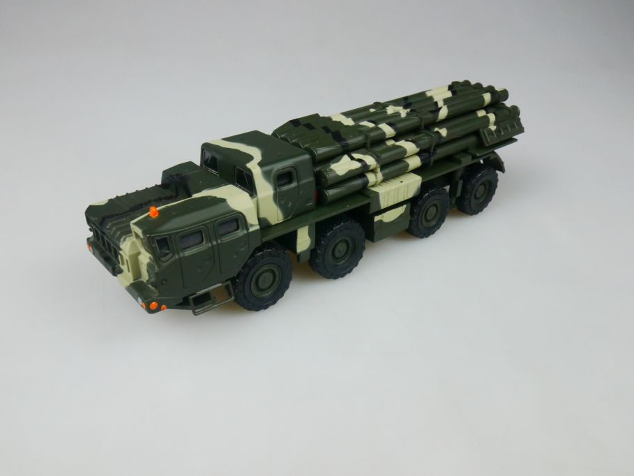Eaglemoss 1/72 9K58 BM-30 Smerch MAZ diecast Raketenwerfer RSZO w/o Box 112289