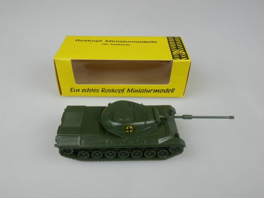 RMM 1/100 Roskopf mittlerer Panzer Leopard alt Tank Militär w/ Box 112324