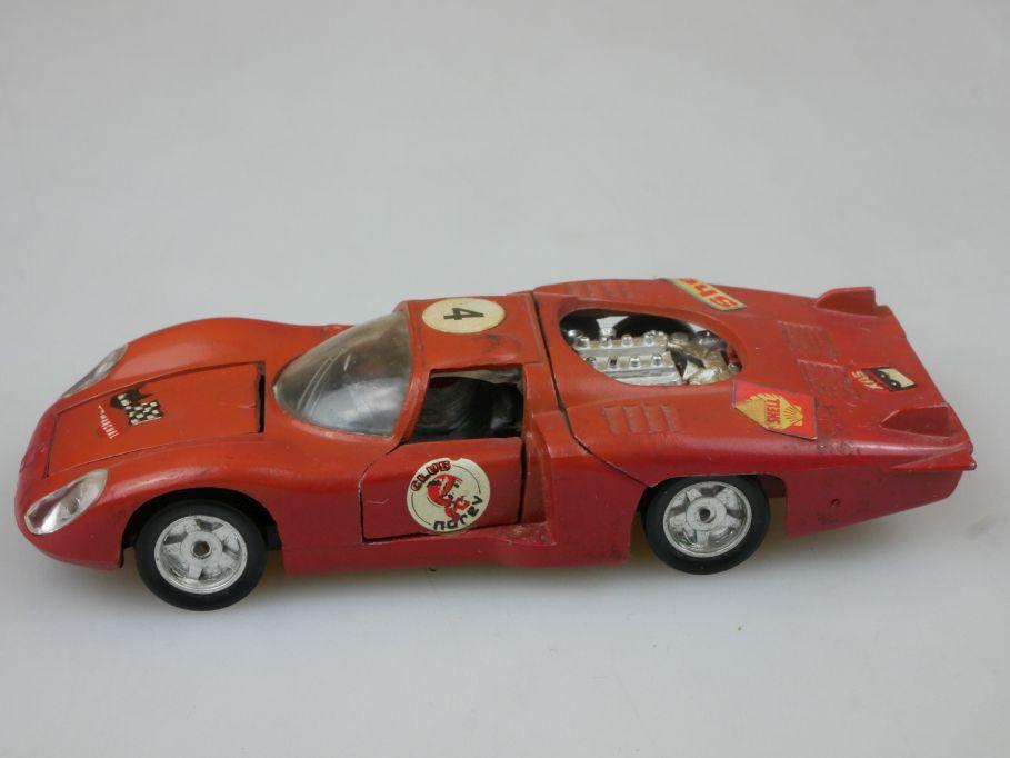 Norev 815 1:43 Alfa Romeo 33 jet car 4 1968 diecast 112391