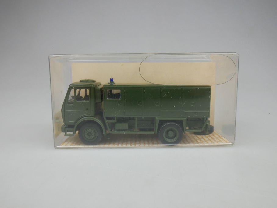 Maag 1/87 H0 Mercedes LKW Truck Bundeswehr w/Box 112517