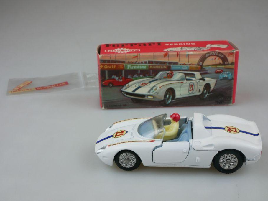 Mercury n. 58 1/43 Ferrari Sebring #21 made in Italy + Box 112469