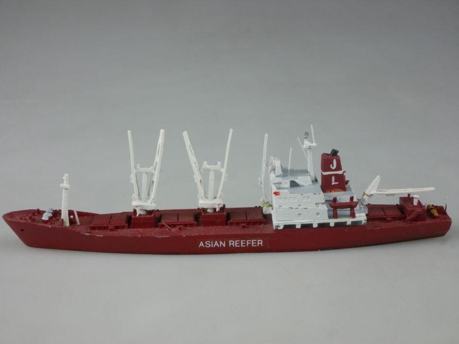 Hansa S 372 1:1250 ASIAN REEFER DK 1979 Schiff Schiffsmodell model ship 112615