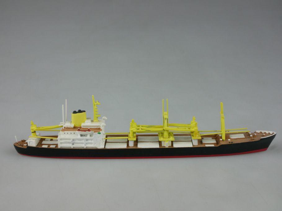 Hansa S 261 1:1250 M.S. ALAMEDA DK Frachter 1967 Schiff Modell modelship 112616