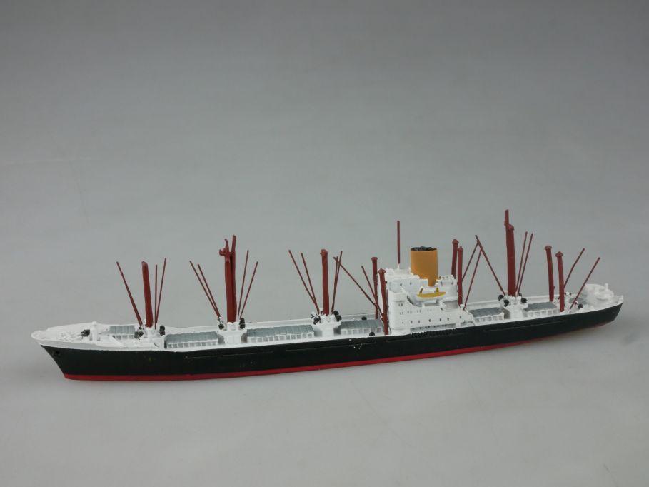 CM KR 160 1:1250 Riederstein 1960 Frachter Schiff Modell 112652