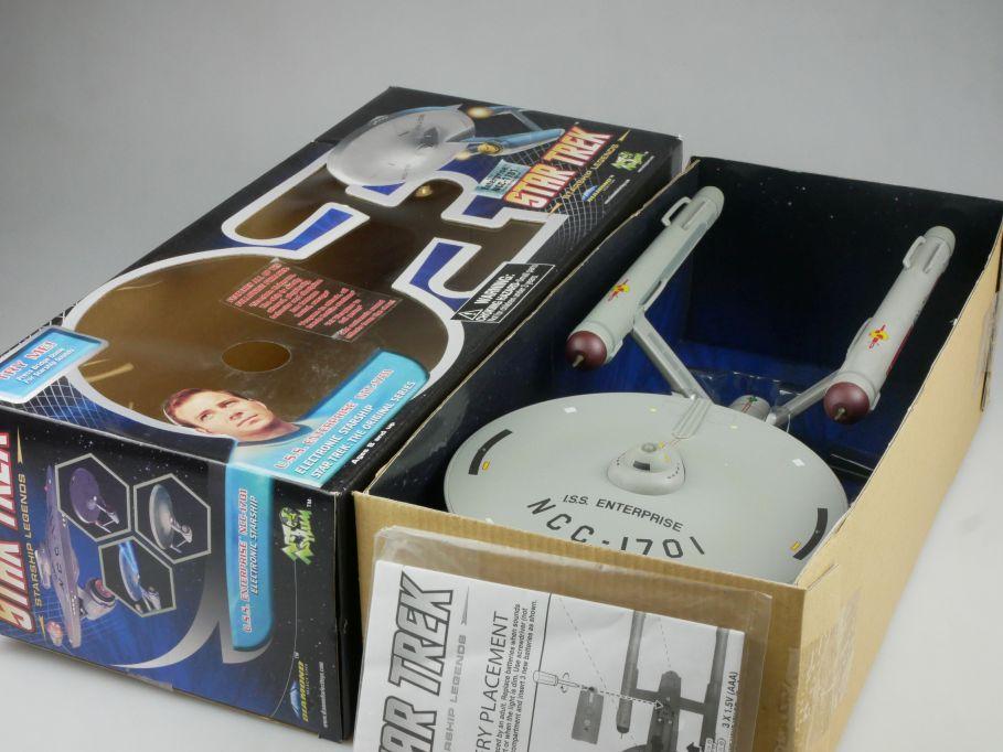 Star Trek USS Enterprise NCC-1701 from Mirror Mirror Diamond Select + Box 112868