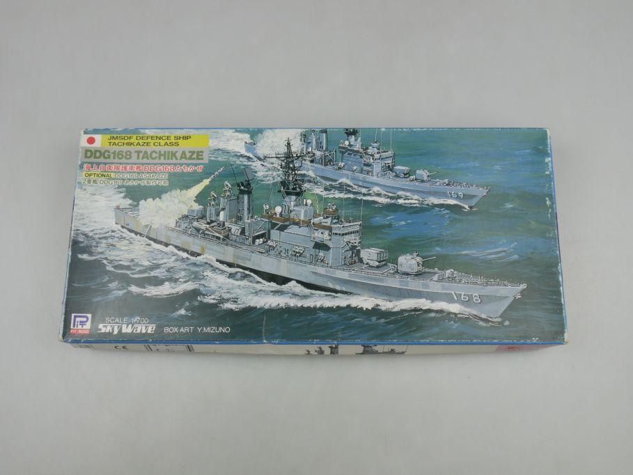 Sky Wave 1/700 JMSDF Defence Ship Tachikaze Class DDG168 J10 kit w/Box 112839