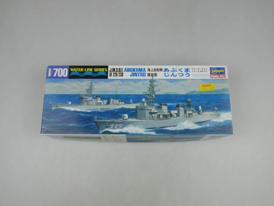 Hasegawa 1/700 J.M.S.D.F. Abukuma Jintsu De 229/230 013 kit w/Box 112846