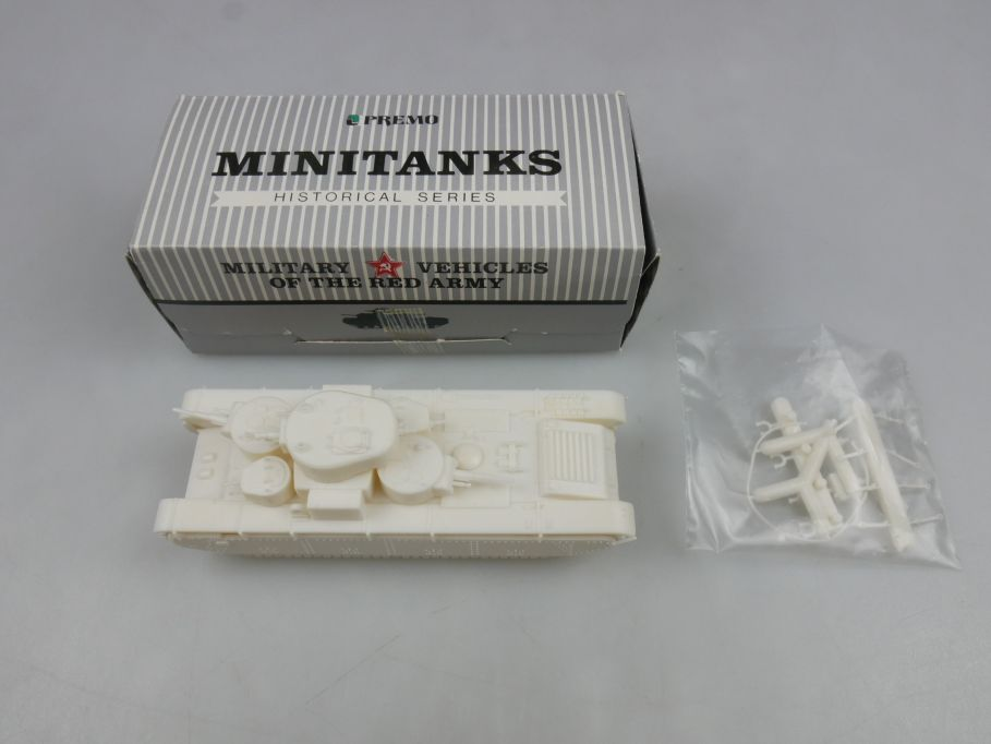 Premo 1/87 Red Army Minitanks T35 Tank Militär w/Box 112877