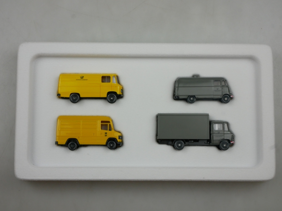 Wiking 1/87 PMS Post Mercedes Benz Transporter 2004 Nr 81-23 w/Box 112895
