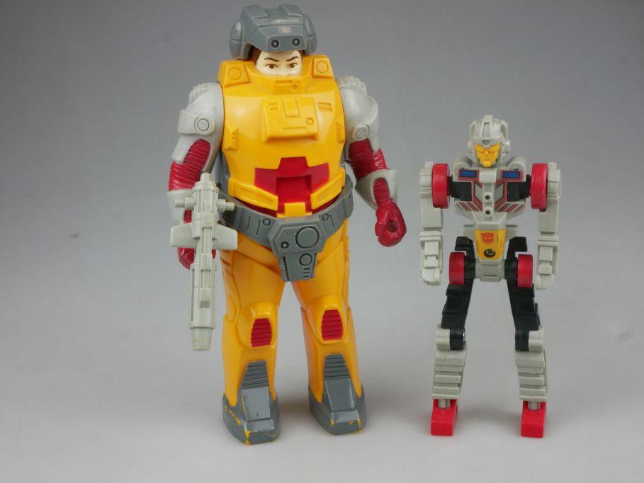 80s toy Hasbro - Transformers G1 Pretender Landmine Macau 1989 vintage 112922