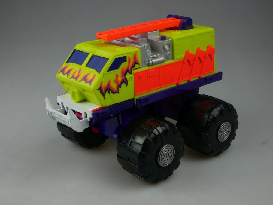 Hotwheels ATTACK PACK Blow Torch Monstertruck 19cm 90s toys Mattel 113043