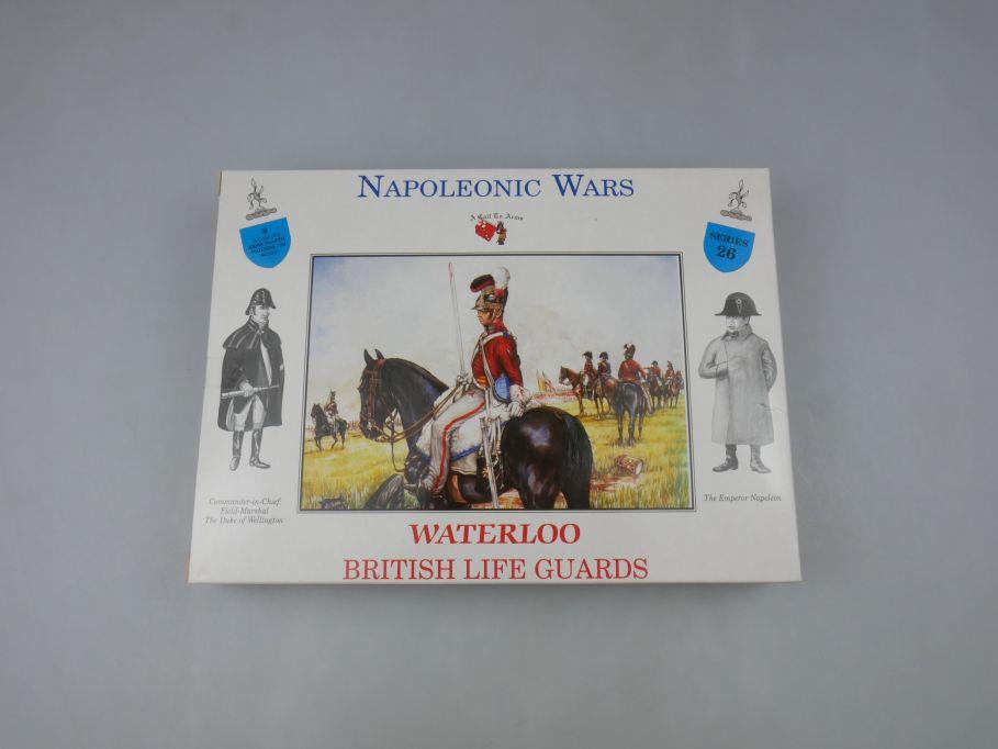 Napoleonic Wars 1/32 Series 26 Waterloo British Life Guards Figures kit 113472
