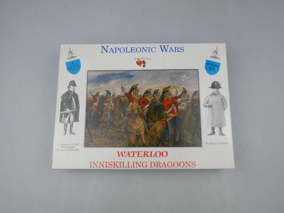 Napoleonic Wars 1/32 Series 27 Inniskilling Dragoons Guards Figures kit 113473