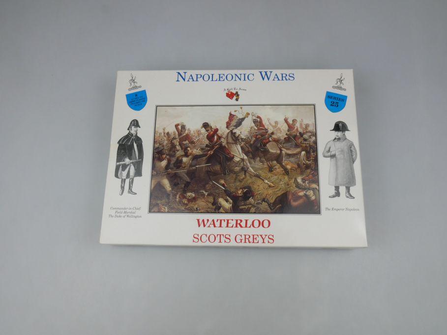 Napoleonic Wars 1/32 Series 25 Scots Greys Figures kit 113474
