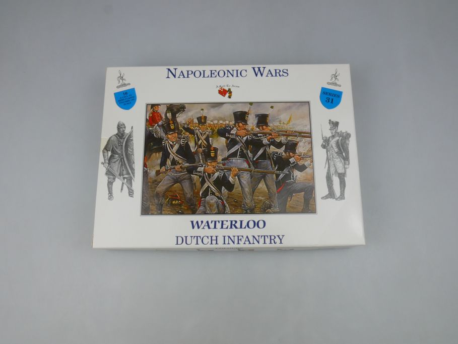 Napoleonic Wars 1/32 Series 31 Dutch Infantry Figures kit 113476