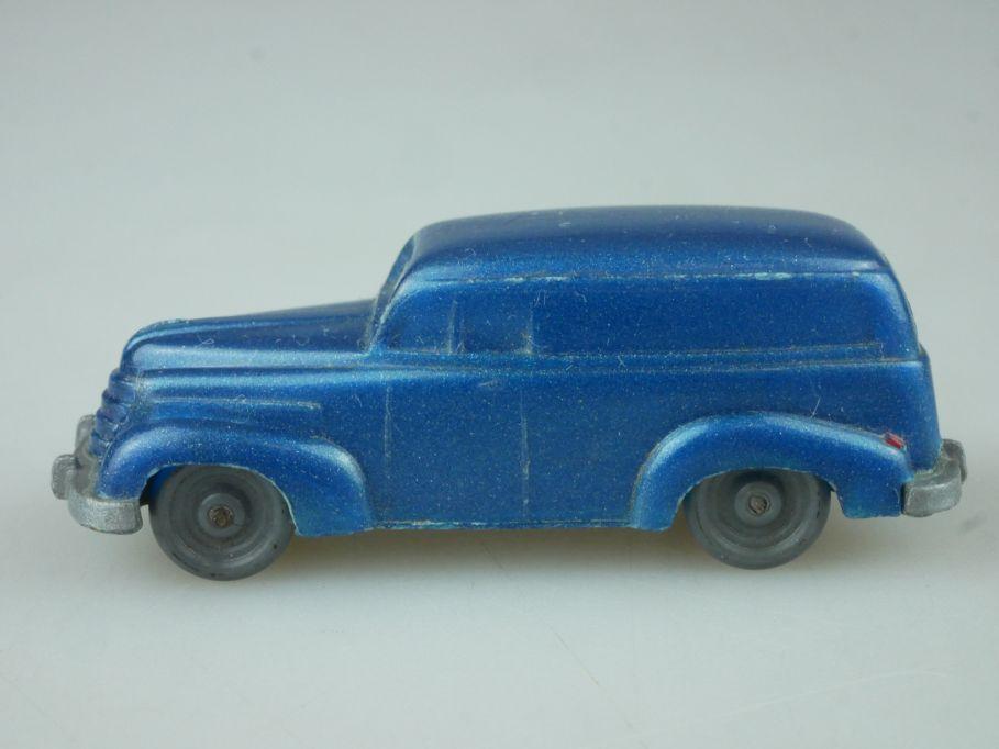Wiking UV H0 Saure 123 123/3 Q Opel Olympia Lieferwagen blaumetallic 1/87 113359