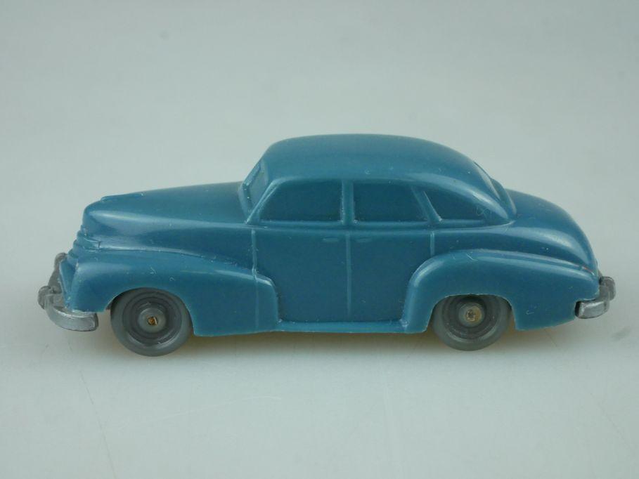 Wiking UV H0 Saure 120 120/3 D Opel Kapitän 1951 mattgraublau 1/87 113360