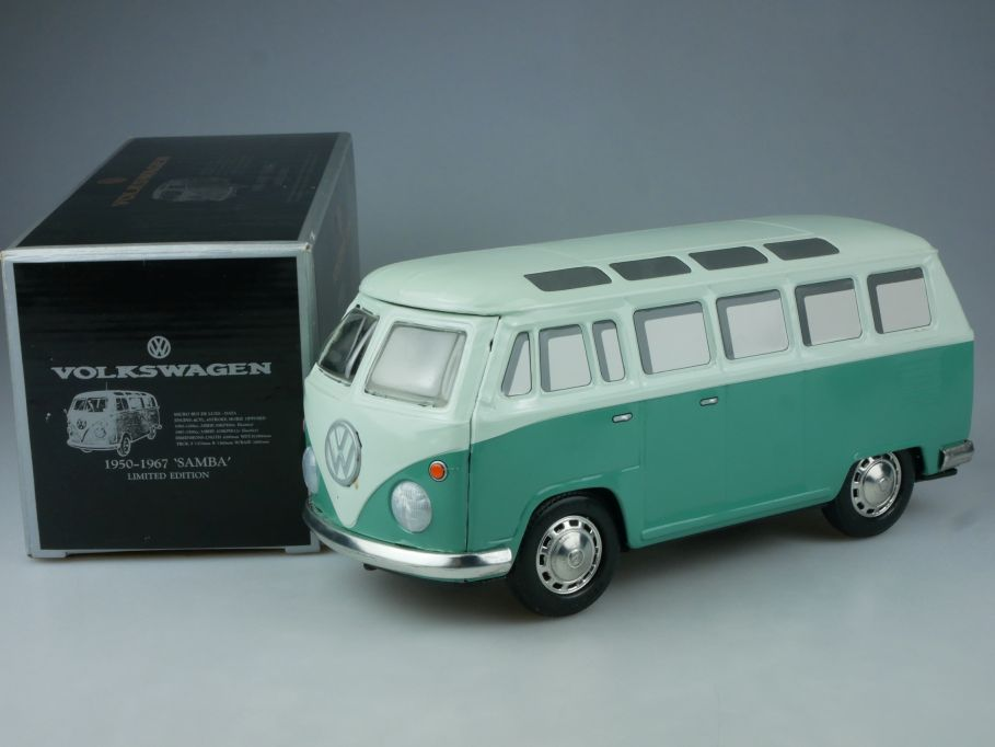 Volkswagen 26cm Blech VW 1950-1967 T1 Samba Bus Bulli tin toy ICHIKO Box 113484