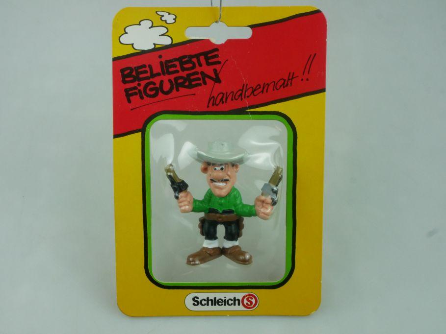 Schleich - Joe Dalton - Lucky Luke 1980er Comic Figur OVP 113764