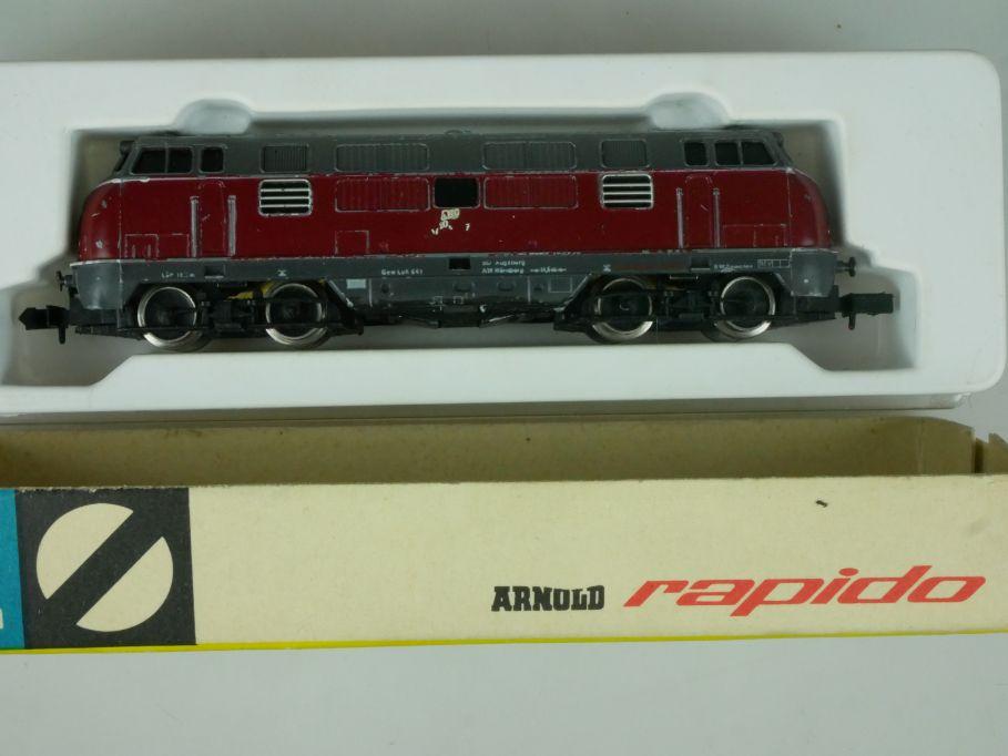 Arnold Spur N 0202 Diesellok BR V200 der DB + Box 113897