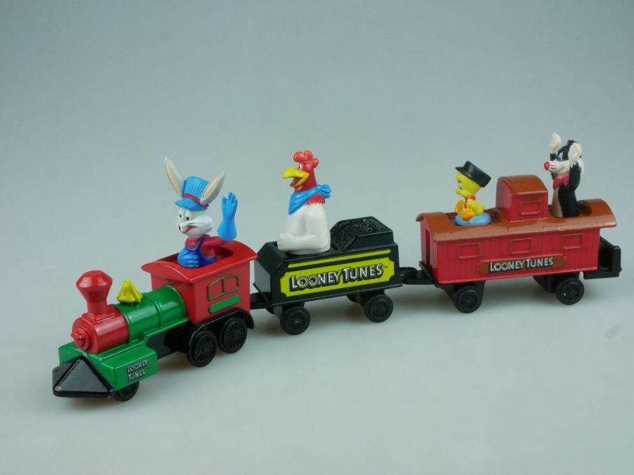Ertl 80s Looney Tunes Lok Zug Bugs Bunny Sylvester Tweety Foghorn Leghorn 113810