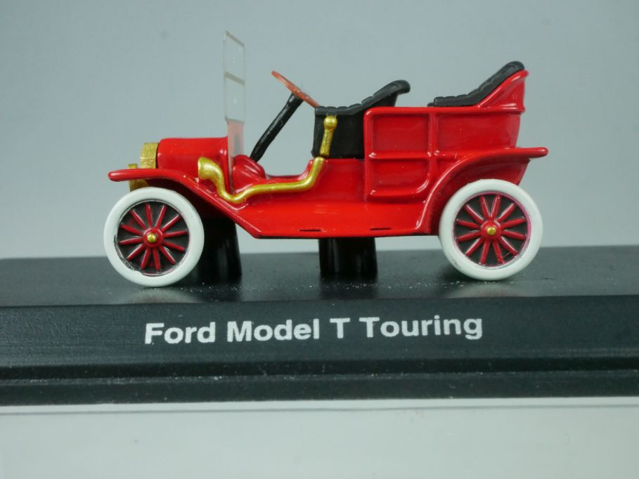 BoS Models H0 Ford Model T Touring 87176 Best of Show Vitrine 113829