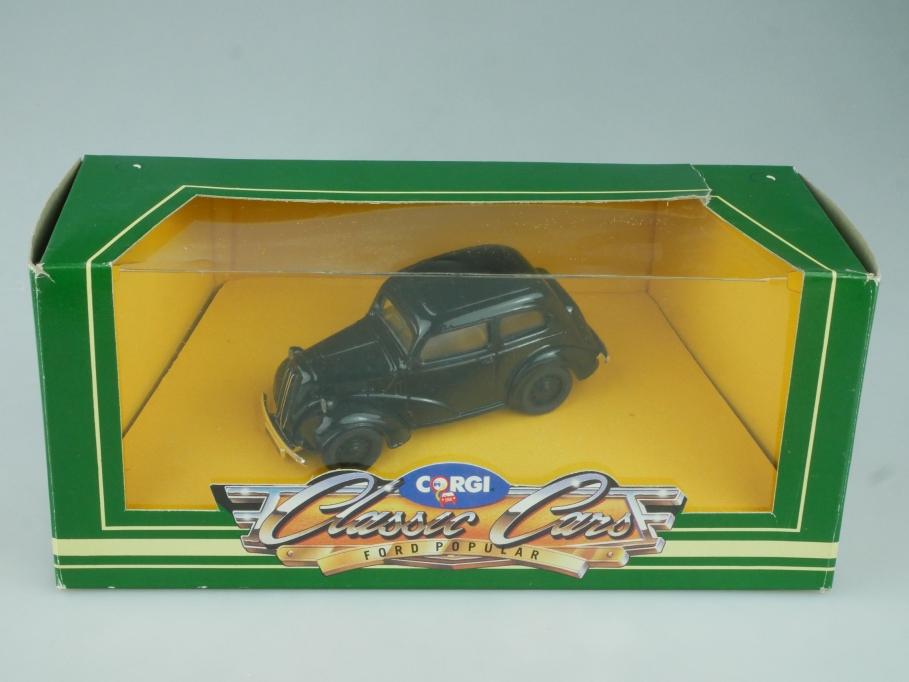 Corgi 1/43 Classic Cars D701/3 Ford Popular 103E 1935-1959 + Box 113788