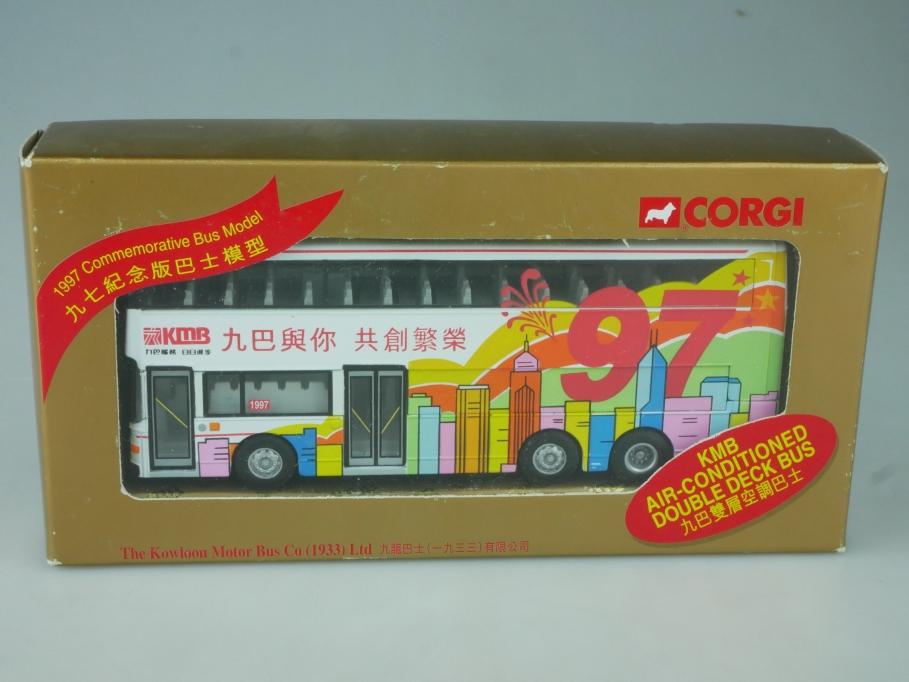 Corgi Classics 1/76 43203 KMB Kowloon Motor Bus Double Decker 1997 - 113790