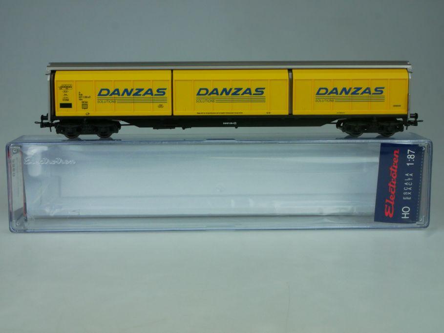Electrotren H0 Schiebewandwagen DANZAS Habis 5560 Box 114026