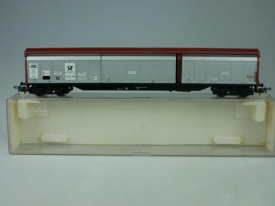 Electrotren H0 Schiebewandwagen DBP Bundespost Habis 5510 Box 114027
